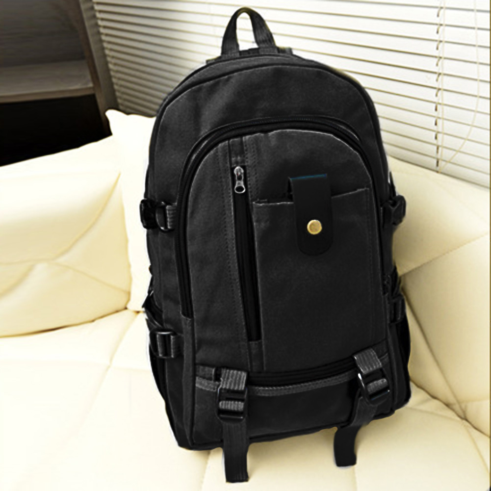 New Arrival School bags teenager vintage solid backpack Shoulder Satching Bag Outdoor Travel kits rucksack