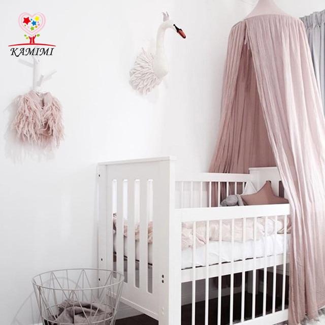 2018 Baldachin Bett Zelt Kinder Krippe Netting Palace Bett Vorhang