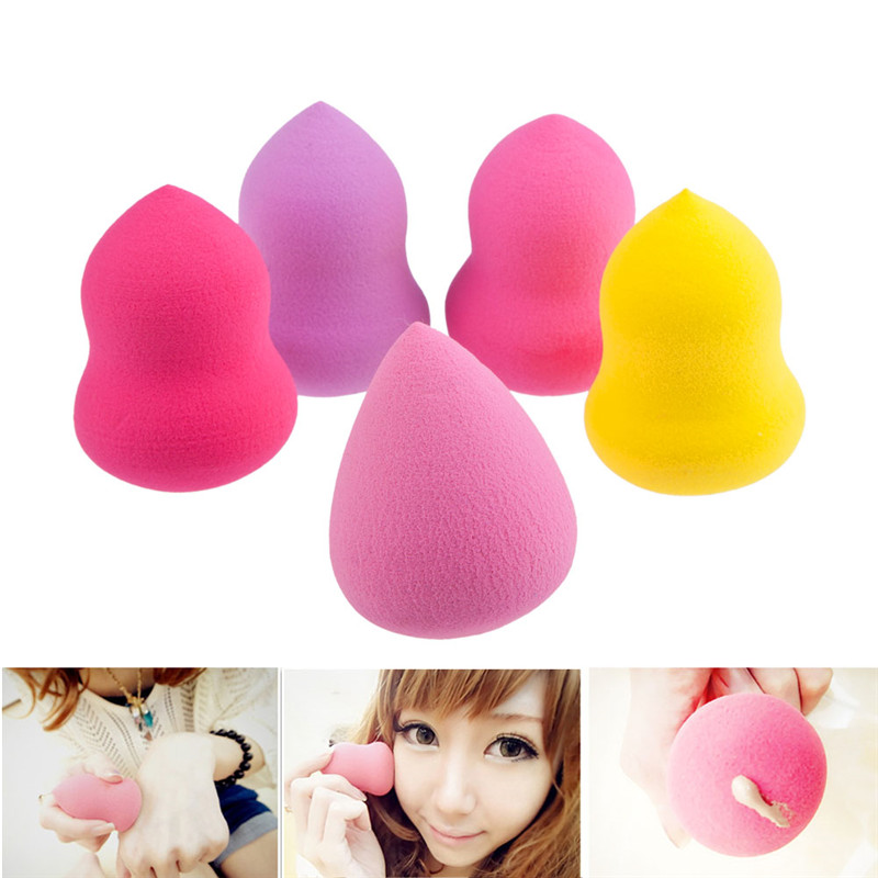 1 piece Makeup Foundation Sponge Blending Cosmetic Puff Soft Flawless Powder Smooth Face make up tool