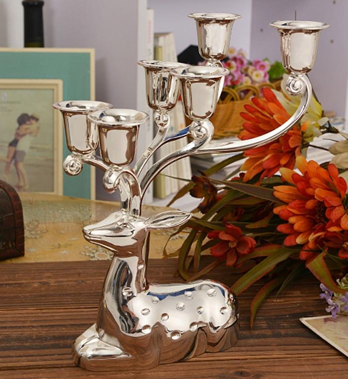 Online Get Cheap Reindeer Candle Holder -Aliexpress.com | Alibaba ...