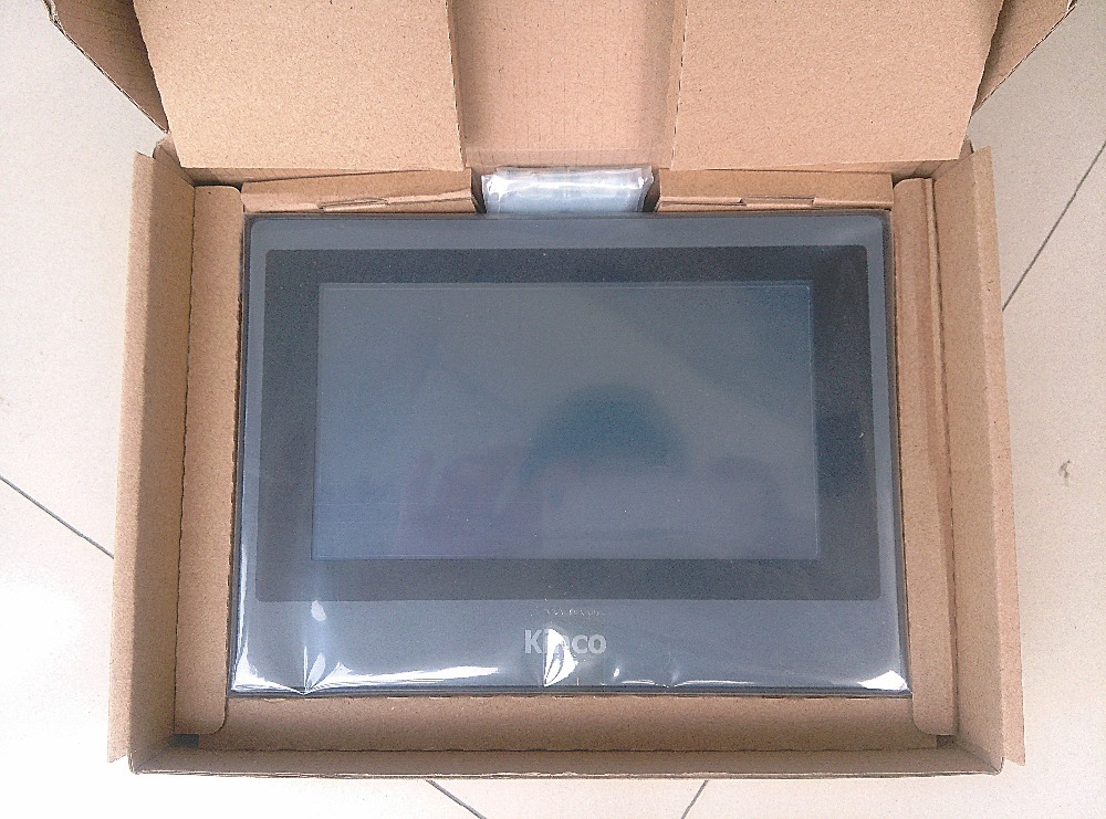 MT4434TE 7 polegada HMI KINCO Touch Screen 800*480 Ethernet 1 Host USB novo na caixa