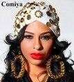 New women jewelry beautiful Big Round drop punk style earrings similar long dangle earring 2 colors brincos for girls
