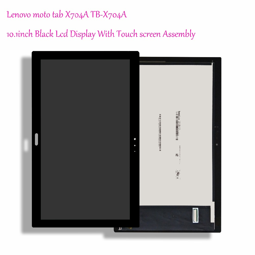 10.1 For Lenovo Moto tab X704A TB-X704A LCD Display Matrix with Touch Screen Digitizer Sensor Assembly10.1 For Lenovo Moto tab X704A TB-X704A LCD Display Matrix with Touch Screen Digitizer Sensor Assembly