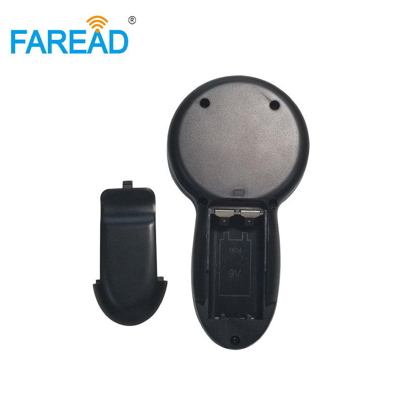 Image 4 - x5 Free Shipping 134.2KHz microchip scanner HDX FDX B Animal RFID handheld EID electronic ear tag Reader-in IC/ID Card from Security & Protection