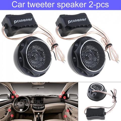mini caixa de som universal para carro alto falante para carro e sistema de audio