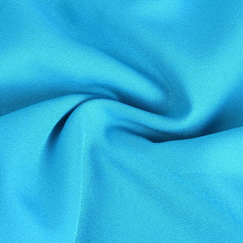 LASPERALPlus Boyutu Pantolon Kadın Moda Katı Yüksek Bel Geniş - Bayan Giyimi - Fotoğraf 6