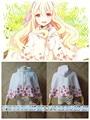 Kagerou проект мэри козакура плащ косплей костюм