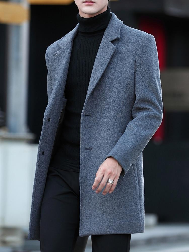 man coats