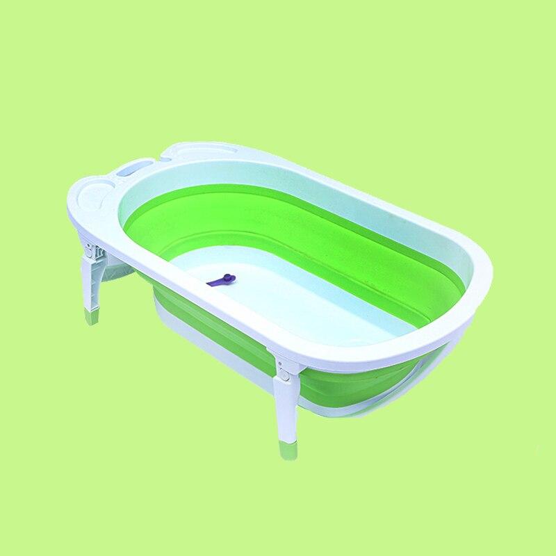 Baby Shower Folding Tub Children Folding Tub Baby Shower Tub Large ...