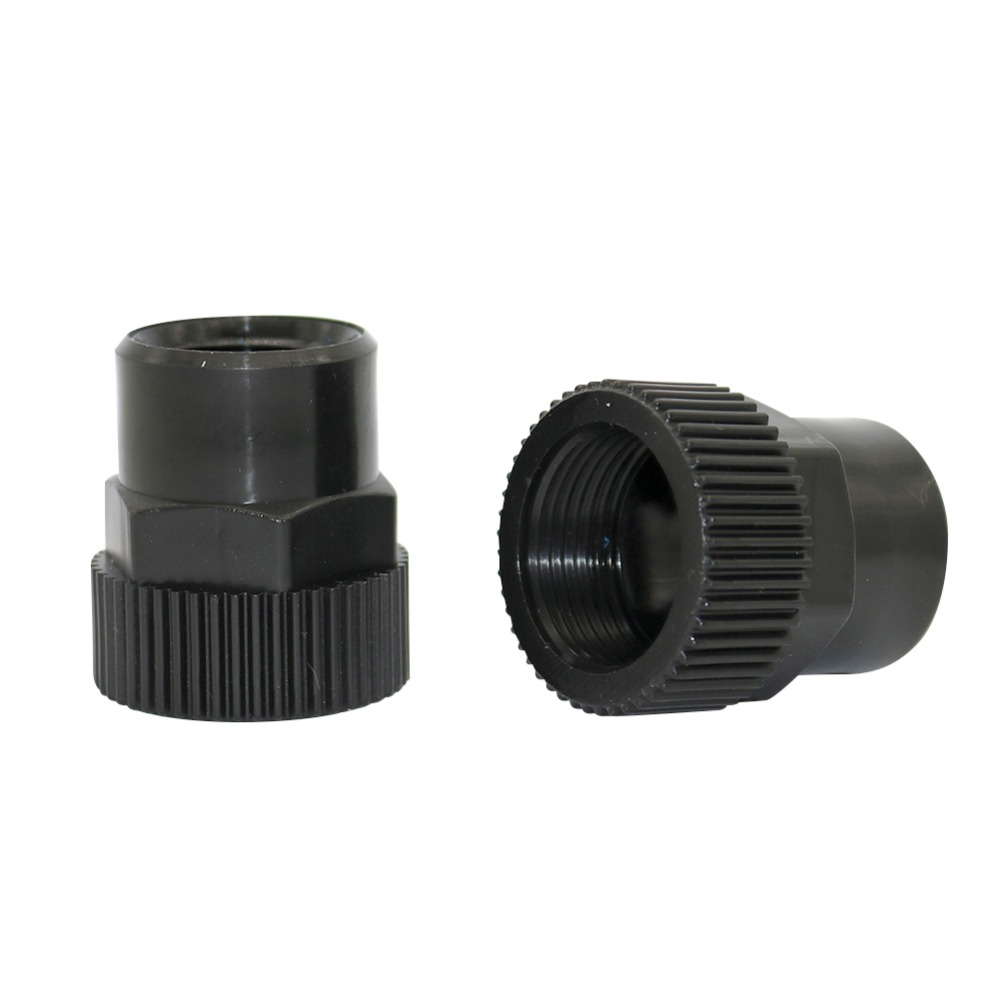 5Pcs 1/2 Inch To 3/4 Inch Internal Thread Garden Water Connectors  Female Screw Thread Watering Irrigation Car Washing Fittings