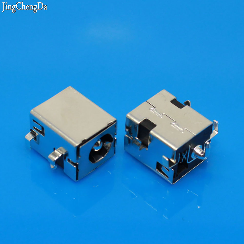 Jing Cheng Da AC DC Power connector Jack for Asus A52 A53 K52 K53 X52 X53 X54 X55 X43 X42 U52 U30 U47 U50 Laptop charging socket 10x for asus x52e x53j x53s x54 x54h laptop ac dc power jack port socket connector plug
