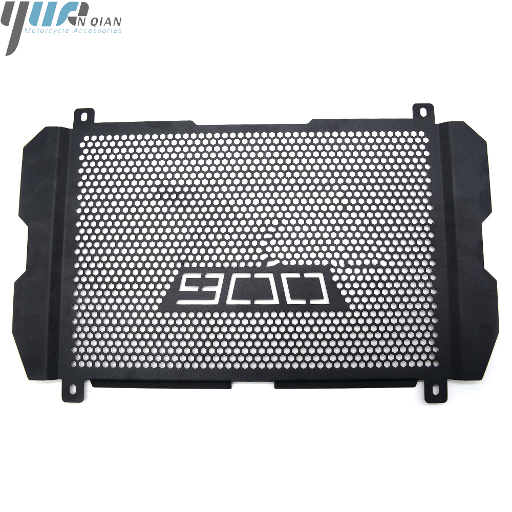 Moto radiateur moteur grille garde couvercle protéger pour KAWASAKI Z900 Z 900 2017 2018 acier inoxydable Z900 Z 900 17-2018 noir