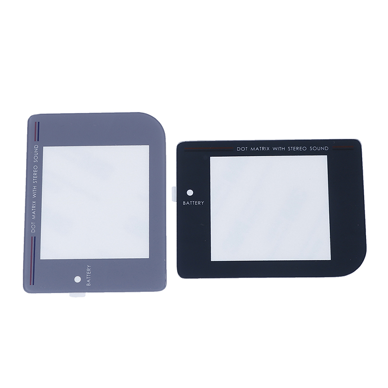 Replacement Original Screen Lens Cover Protection <font><b>Game</b></font> Accessories for <font><b>Game</b></font> Display Glass image