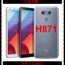 "LG G6 H871 Original Unlocked GSM 4G LTE Android Quad Core RAM 4GB ROM 32GB 5.7"" Dual 13MP Mobile Phone 3300mAh NFC"