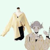 Anime My Hero Academia Cosplay Costumes Himiko Toga Cosplay Costume Halloween Carnival Party Boku No Hero Academia Women Cosplay