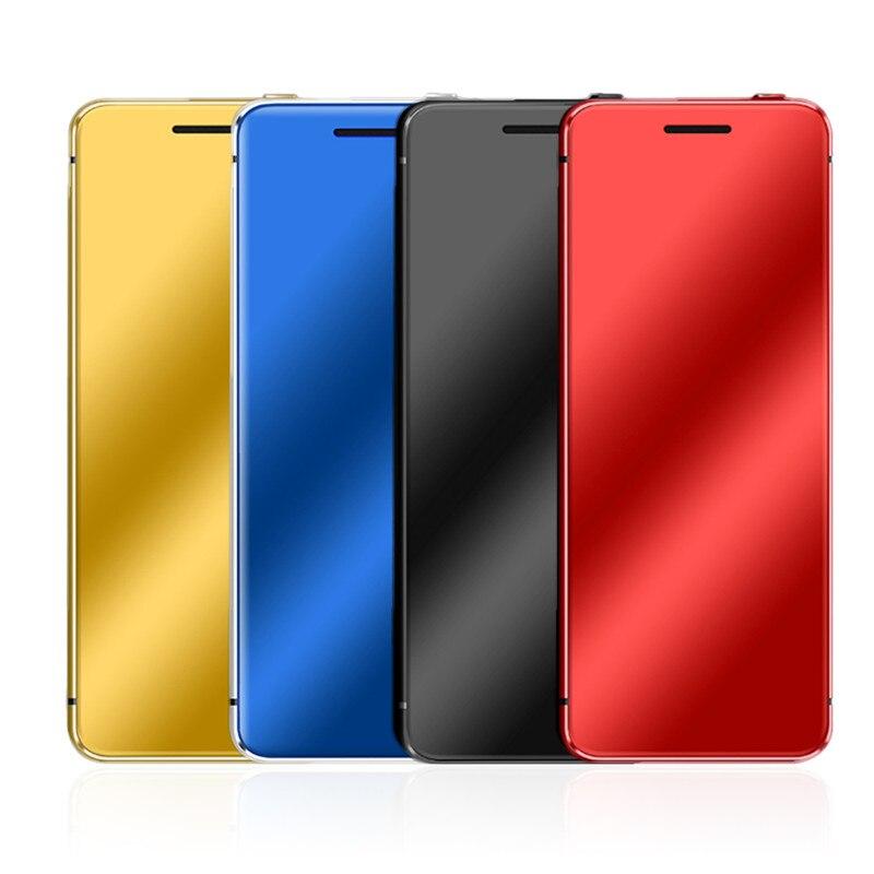 Originale ULCOOL V99 V66A Cellulare 1.54 pollice Shockproof Antipolvere del telefono Ultrasottile Scheda Bluetooth 2.0 Dialer MP3 Dual SIM