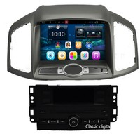 8 Quad Core Android 6 0 1024X600 Car Radio DVD GPS Navigation Central Multimedia For Chevrolet