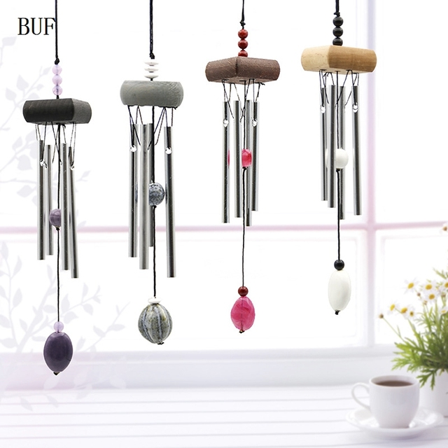 BUF Home Decoration Accessories Wind Chimes Antique House Decor Windchimes  Cute Door Bell Hanging Decoration Gift