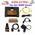 Top Quality For BMW ICOM A3+B+C+D Hardware V1.40 Auto OBD2 Diagnostic Tool With Free WiFi Function For BMW ICOM A3 PRO+