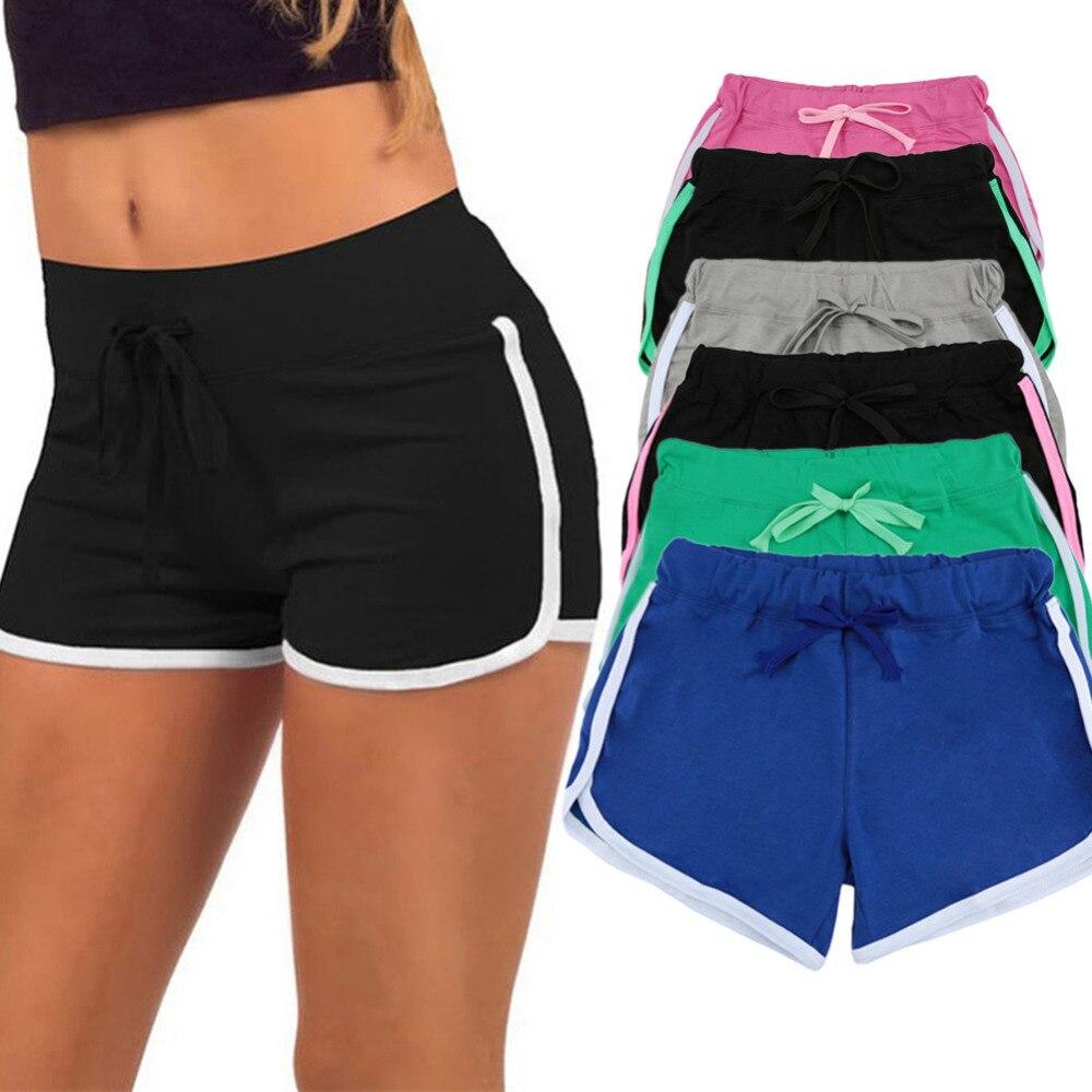 Streng 5 Farben 2019 Sommer Neue Frauen Kurze Für Workout Fashion Casual Active Kurze Feminino Gefälschte Zwei Atmungsaktive Shorts Frauen Gepäck & Taschen