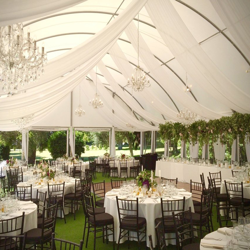 10 pcs ceiling drapery wedding event party decoration drape canopy drapery flat fabric for roof 2ftx32ft -in Party Backdrops from Home u0026 Garden on ... & 10 pcs ceiling drapery wedding event party decoration drape canopy ...