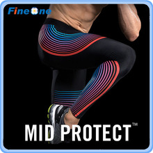 2016 Men Fitness Body Building Pants Yoga Pants Women Sportswear Running Tights Elastic Waist Stretched Spandex Gym Workout Pant