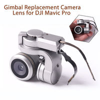 Original Replacement Repair Gimbal Camera Len FPV HD 4K Quick Removal For DJI Mavic Pro Gimbal with Flat Cable Drone Accessories