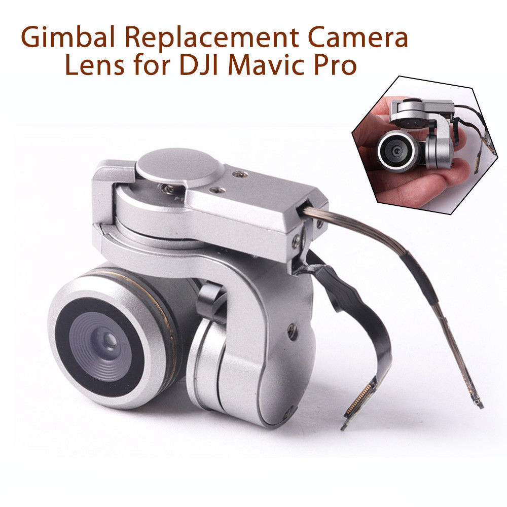 Original Replacement Repair <font><b>Gimbal</b></font> <font><b>Camera</b></font> Len FPV HD <font><b>4K</b></font> Quick Removal For DJI Mavic Pro <font><b>Gimbal</b></font> with Flat Cable Drone Accessories image