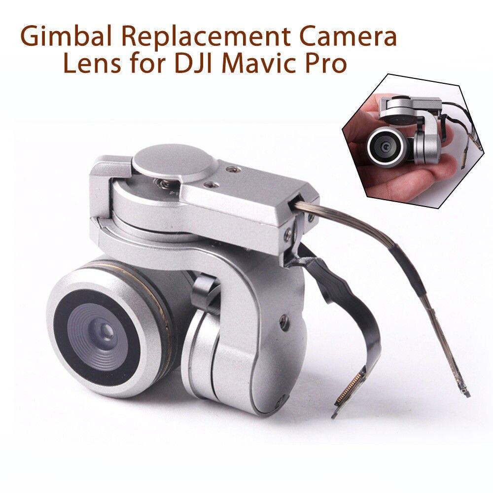 Remplacement d'origine caméra de cardan de réparation Len FPV HD 4 K enlèvement rapide pour cardan DJI Mavic Pro avec accessoires de Drone à câble plat