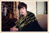 Ss501 كيم هيون جونغ وقعت توقيع مع القلم صورة صورة 6 بوصة الشهير جديد الكورية freeshipping 03.2016 01