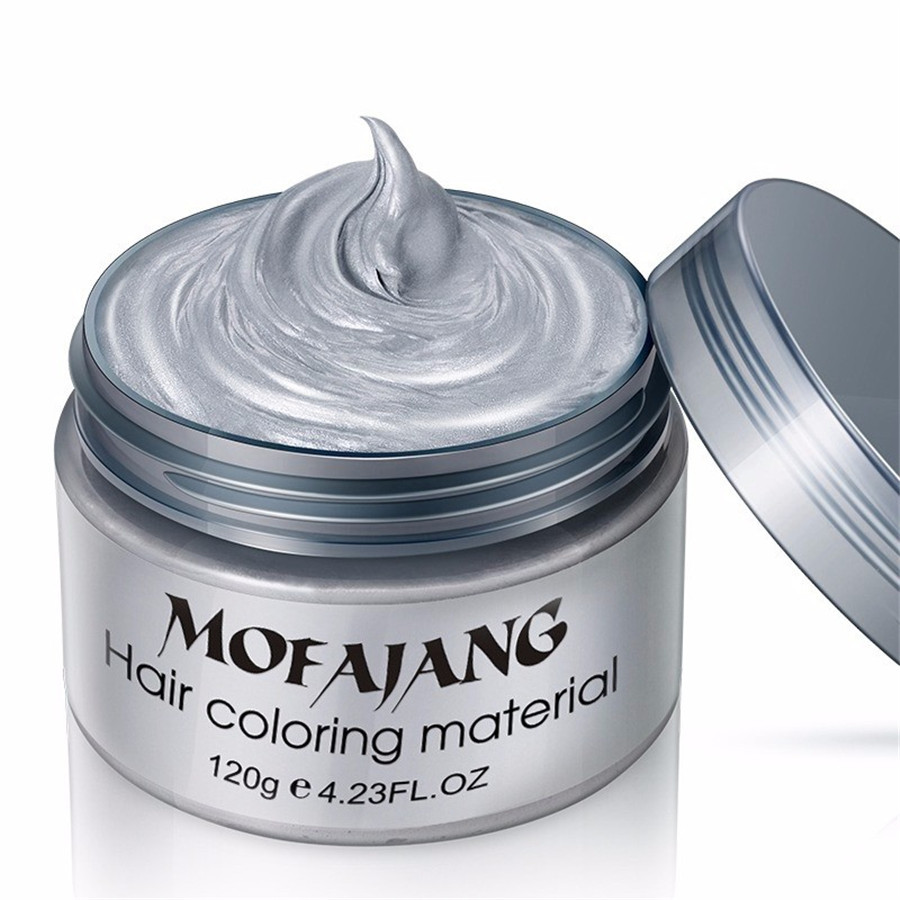 Hair Color Wax Cream - Temporary Hair Color changer Wax cream 2