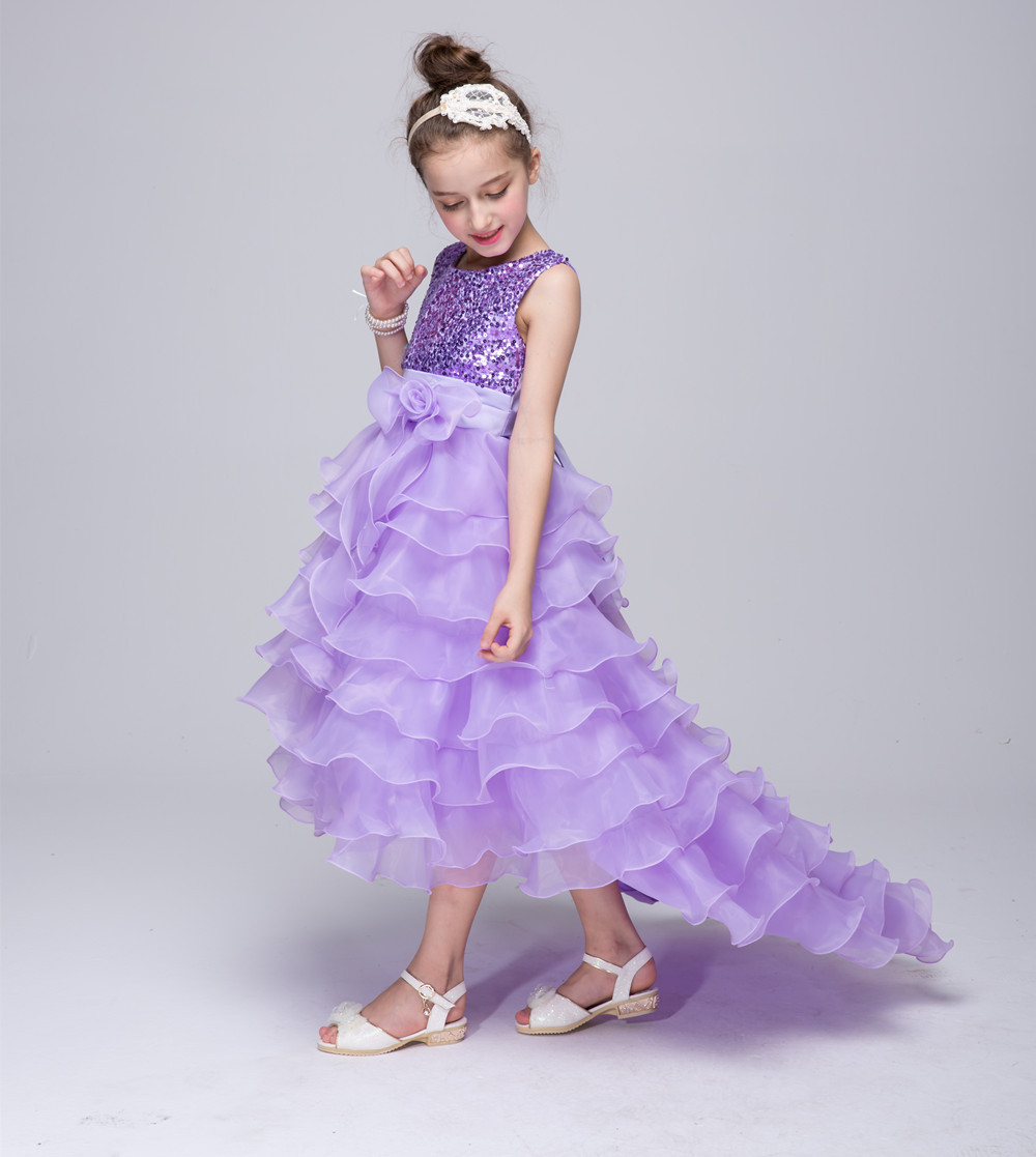 Aliexpress.com : Buy 2017 new flower girl dresses children Wedding ...