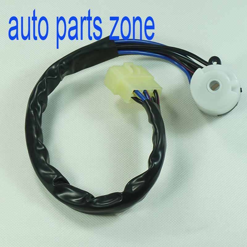 MH Electronic NEW IGNITION SWITCH STARTER COMMUTER & WIRE FOR ...