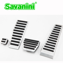 Savanini Подножка педаль тормоза и газа колодки для Infiniti Q50 QX50 Q70 QX70 Q60G37 M25 EX FX авто автомобили. Алюминий без сверления