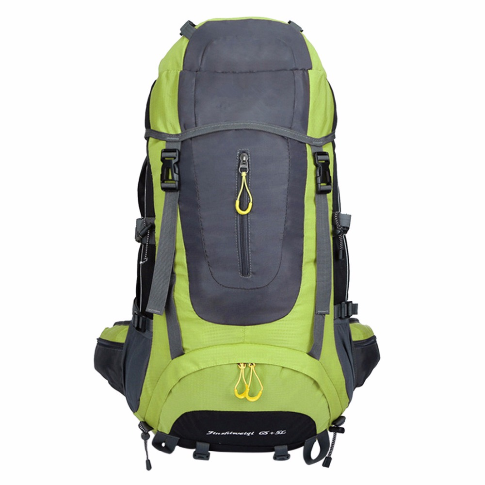 Hiking Backpack Green