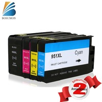 4 PK Compatible For HP 950 951XL Ink Cartridges For HP950 951XL For HP 8610 8620