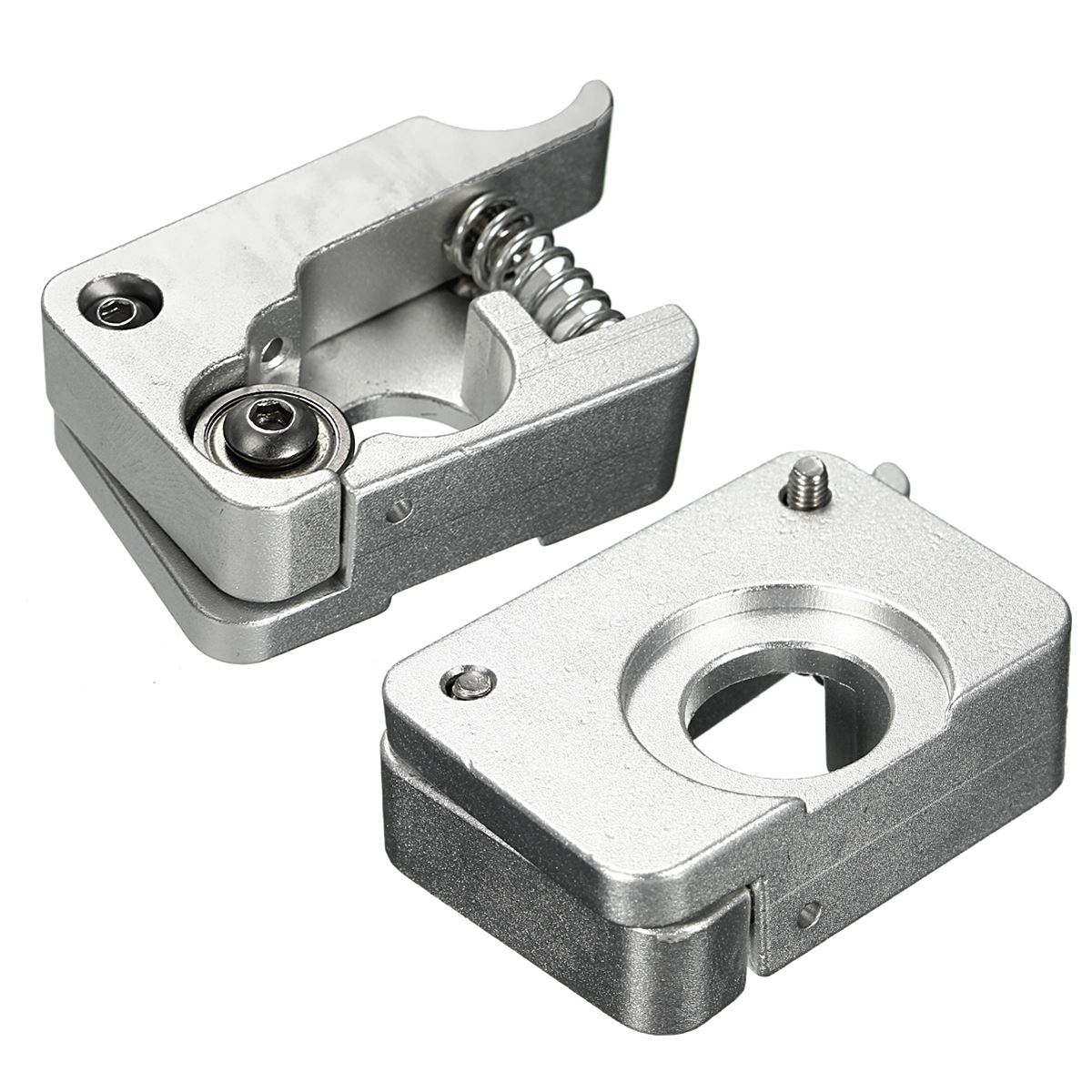 Stainless Steel Makerbot Replicator 2X Extruder , Upgrade Edition