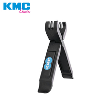 KMC Bike Chain Magic Buckle Repair Removal Tool bike master link Plier Cycling Repair Tool Mountain bike Repair Tire Lever Bar bike hand tire lever bead jack lever tool for hard to install bicycle tires removal clamp for difficult bike tire cycling tools
