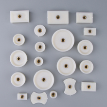 цена на Set of 20 Pieces Plastic Watch Back Case Cover Press Closer Dies Mold Gluon 18-50mm