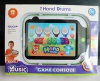 מסך מגע Ypad צעצועים מוזיקליים תופי יד צעצועים חינוכיים למידה מכונת, צעצועי פסנתר תינוק YPad לילדים עם מוסיקה והאור