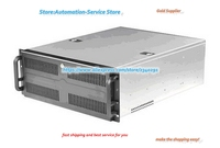 4U Industrial Chassis Server Chassis 4U Lengthened Chassis Control Front Panel Lock With Fan 7