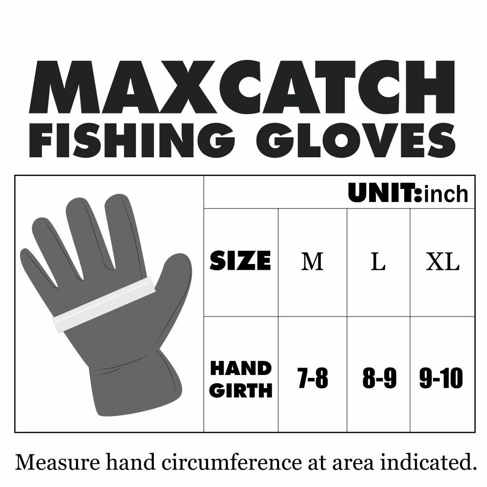 dwaterproof água anti-deslizamento luvas de pesca preto & cinza cor