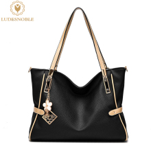 LUDESNOBLE Luxury Handbags Women Bags Designer Shoulder Bag Female Bags Women Bag Handbag Women Famous Brand