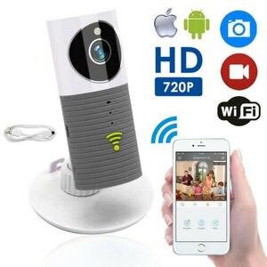 Image 1 - HD 720P intelligent chien chien chien sécurité à domicile WiFi CCTV IP caméra bébé moniteur gris