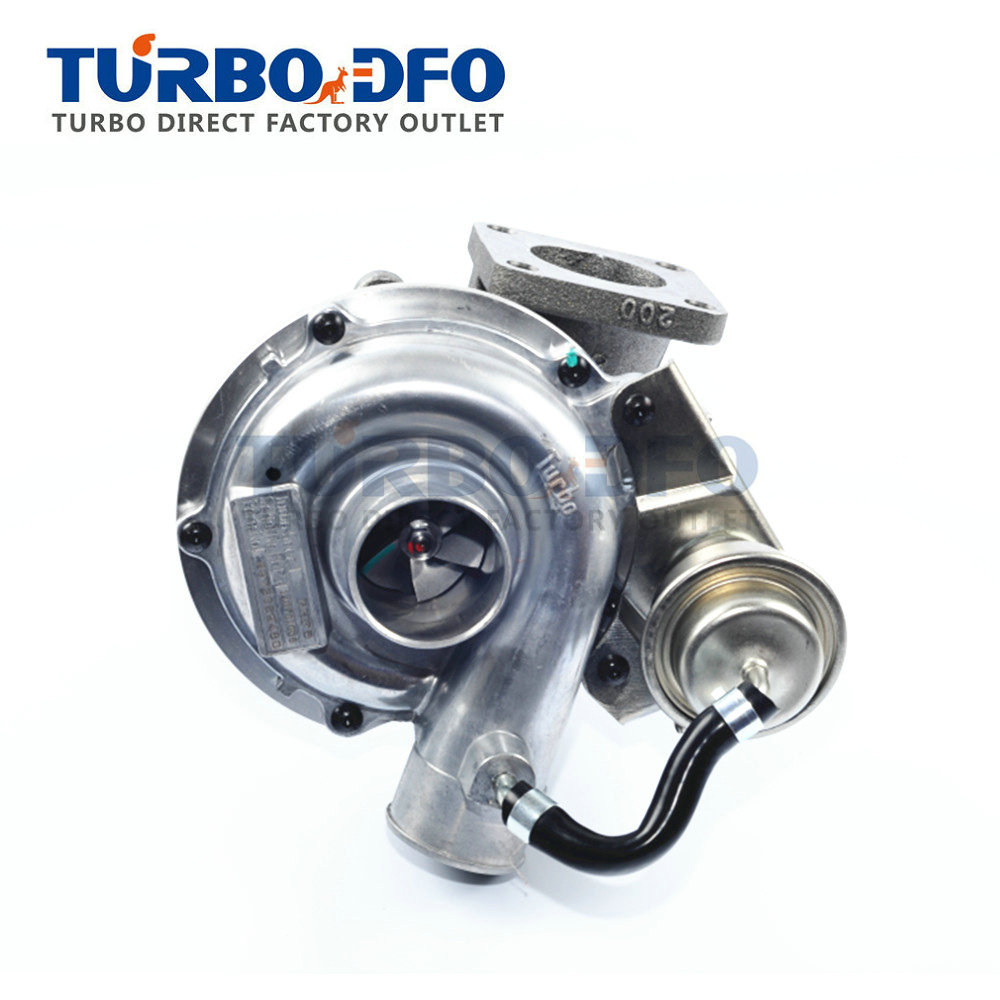 Turbine RHF5 complete turbo charger VIEK for Isuzu KB 300 TD / D-MAX 3.0 TD 4JH1-TC 130 HP VB430093 / VA430093 / 8973109482/3 turbine