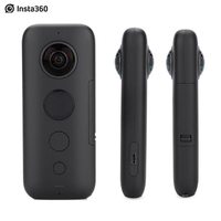 Insta360 ONE X Sport Action Camera 360 Camera for iPhone and Android Camera 360 for Samsung Xiaomi Huawei Phone VR Camera