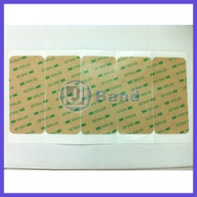 1000pcs/lot For Samsung Galaxy Note 3 III N9000 3M Pre-Cut Adhesive Strip Tape Sticker Glass Lens Digitizer DHL FreeShipping