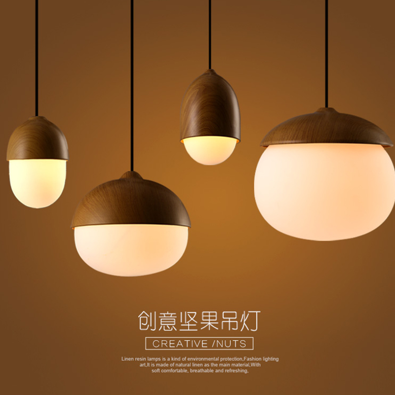 modern pendant light for restaurant dining room hotel kitchen pendant lights fixture glass lamp wood light living room lighting new 19 lights idle max sea urchins glass pendant light lamp ems dining room lights bar hone lighting zl332
