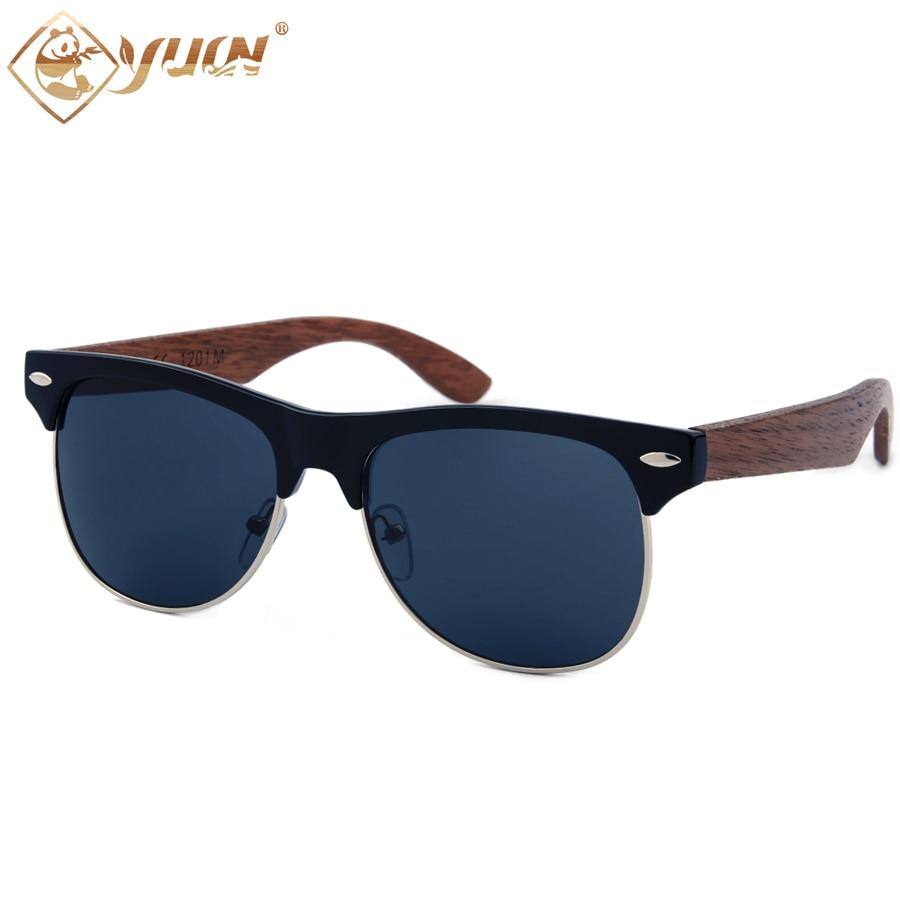 Us 1998 Handmade Natural Wood Sunglasses Men Wooden Vintage Sun Glasses Women Brand Designer Mirror Original Wood Temples Glasses 1029w In
