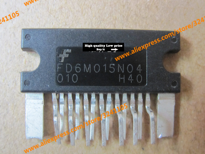 Free shipping NEW 5PCS/LOTS FD6M015N04 MODULE free shipping 5pcs gt30f133 30f133 to220f